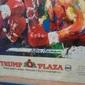 Cartaz ORIGINAL da Luta Pelo Título dos Pesos Pesados MIKE TYSON e MICHAEL SPINKS Trump Plaza em Atlantic City em 27 de junho de 1988