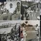 Fotografias Originais Autografadas Por ZAGALLO nas Copas de 1958 e 1962