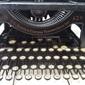 Maquina de Escrever L C SMITH & CORONA Modelo 8, Nova York, Anos 1920