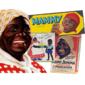 Estátua de Fibra AUNT JEMIMA, MAMMY A Mamãe Negra do Sul, Estereótipo da Escravidão nos Lares Americanos Brancos