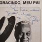 Opusculo da Peça Teatral MEU PAI com PAULO GRACINDO, Teatro Glória, Autografado por Paulo Gracindo em 1981
