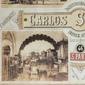 Quadro Propaganda CARLOS SCHOLZ & Ca  Fábrica de Móveis Especiais , Revista Industrial  São Paulo Anos 1900
