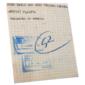 """Desenho Original do Economista JOÃO PAULO DOS REIS VELLOSO por ADAIL  Jornal """"Ultima Hora"""" Publicada em 29 de Novembro de 1990"""