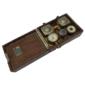 Oxigenador de Precisão DR R. BAYEUX Fabricado por JULES RICHARD, Paris, Original dos Anos 1900
