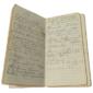 Livreto de Endereços do Dr. ANTÔNIO RIBEIRO VELHO DE AVELAR Com Dados de Diversos Familiares e Personalidades da Época, Original dos Anos 1920