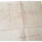 Carta Patente Assinada Pelo CEL MANUEL ONOFRE MUNIZ RIBEIRO Emitida pelo Departamento Central Do Ministro Da Guerra em 18 de Junho de 1920