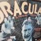 Poster do Filme DRACULA  Reimpressão Medindo 80cm, Licenciado e Limitado do Clássico de 1931