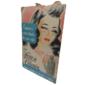 Propaganda de Balcão do  LEITE DE COLÔNIA Conserve A Mocidade de Sua Cutis  Original dos Anos 1940