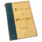 Livro TROVAS E POEMAS  Carmelita Setúbal  Com dedicatória da Autora à BIBI FERREIRA