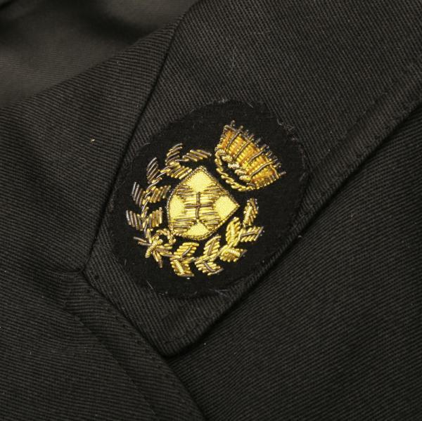 Túnica do Uniforme de INSPETOR DE POLICIA da Itália ... d9e05f3223f98
