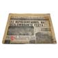 VIII JOGOS INFANTIS Jornal Dos Sports FAMÍLIA E ESPORTE OUTRA VEZ UNIDOS , Rio de Janeiro, 20 de Abril de 1958.