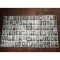 """Coleção de Cartões Descritivos """"Historiando Personalidades"""""""