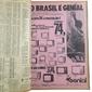 COPA DO MUNDO  1974 Diversos Cadernos Esportivos ORIGINAIS de JORNAIS VARIADOS  Encadernados Publicados em 1974