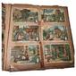 Álbum com Estampas dos Produtos LIEBIG BILDER Caldo e Extrato de Carnes, 18 Séries Completas, 120 Estampas  Distribuídas na Alemanha entre 1875 a 1940