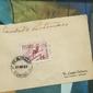 Autografo de CÂNDIDO PORTINARI (1903-1962) Sobre Envelope Postal, Datado de 1959