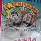 Cartaz Original O HOMEM PROJECTIL Eduardo Temperani, Original dos Anos 1930