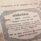 """Jornal O GLOBO """"Revolução de 1930"""" Edição de Terça Feira 4 de Novembro de 1930"""
