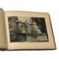 Album CIMITERO MONUMENTALE DI MILANO Monumentos Túmulos Artísticos, Obra de Famosos Escultores Italianos, Inicio Século XX