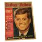 MALDIÇÃO DOS KENNEDY Edições Especiais de JORNAIS E REVISTAS Originais da Época do Assassinato de JOHN KENNEDY Datados de 1963 e 1968