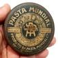 Lata de Pasta Para Calçados MUNDIAL São Paulo, Meados do Século XX