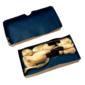 Caixa de Linha Para Bordar  Coton A Broder CLARK &Co. ANCHOR MILLS Paisley  Século XIX