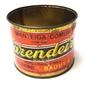 Lata de Manteiga  Comum FAZENDEIRA Meados do Século XX