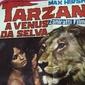 Cartaz de Cinema TARZANA A Venus da Selva Original de 1969