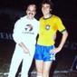 Camisa TOPPER Autografada Pela SELEÇÃO BRASILEIRA de 1982