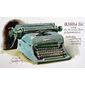 Máquina de Escrever Alemã OLYMPIA SG1 ano 1958