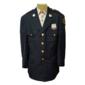 Uniforme da POLICIA DE  HAGERSTOWN Maryland, Estados Unidos Anos 1950