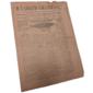 """SANTOS DUMONT Jornal O VARGEM GRANDENSE Apresentando DIRIGÍVEL N°6, Edição Publicada um Mês Antes da Apresentação no Prêmio """"Deutsch de La Meurthe"""" em Paris, 7 de Setembro de 1901"""