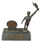 NATAÇÃO Troféu 2° Lugar Masculino da 1ª TRAVESSIA DA ENSEADA DO GUARUJÁ Ano 1968