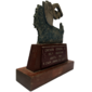 Troféu do Circuito Estadual de BODYBOARDING - ABBERJ - II Etapa Barra da Tijuca, Ano 1991