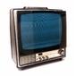 Televisão Valvulada GENERAL ELECTRIC Modelo Escort - Máscara Negra Ano 1965