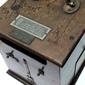 Termopar da U.M.A. Inc. Instrumento de Diagnóstico na Doença Vascular, Nova York, NY, Anos 1940