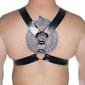 Harness em Y BY022 Couro Legítimo