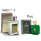 Traduções Gold nº 3 Masculina 100 ml Referencia Olfativa Polo