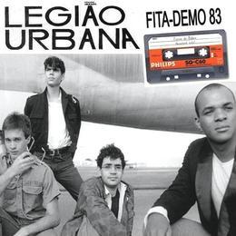 CD LEGIÃO URBANA 1983 Rádio Fluminense FM Fita Demo
