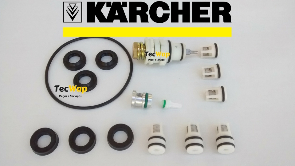 kit reparos kit press o karcher k330 310 tecwap pe as. Black Bedroom Furniture Sets. Home Design Ideas