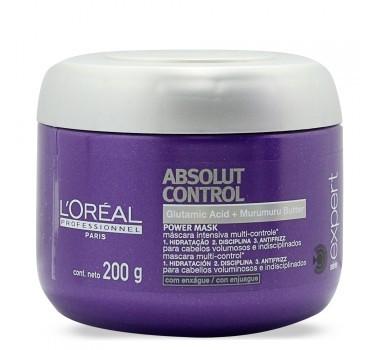 7f051df2a L Oréal Professionnel Absolut Control 200 gramas L Oréal Professionnel  Absolut Control 200 gramas