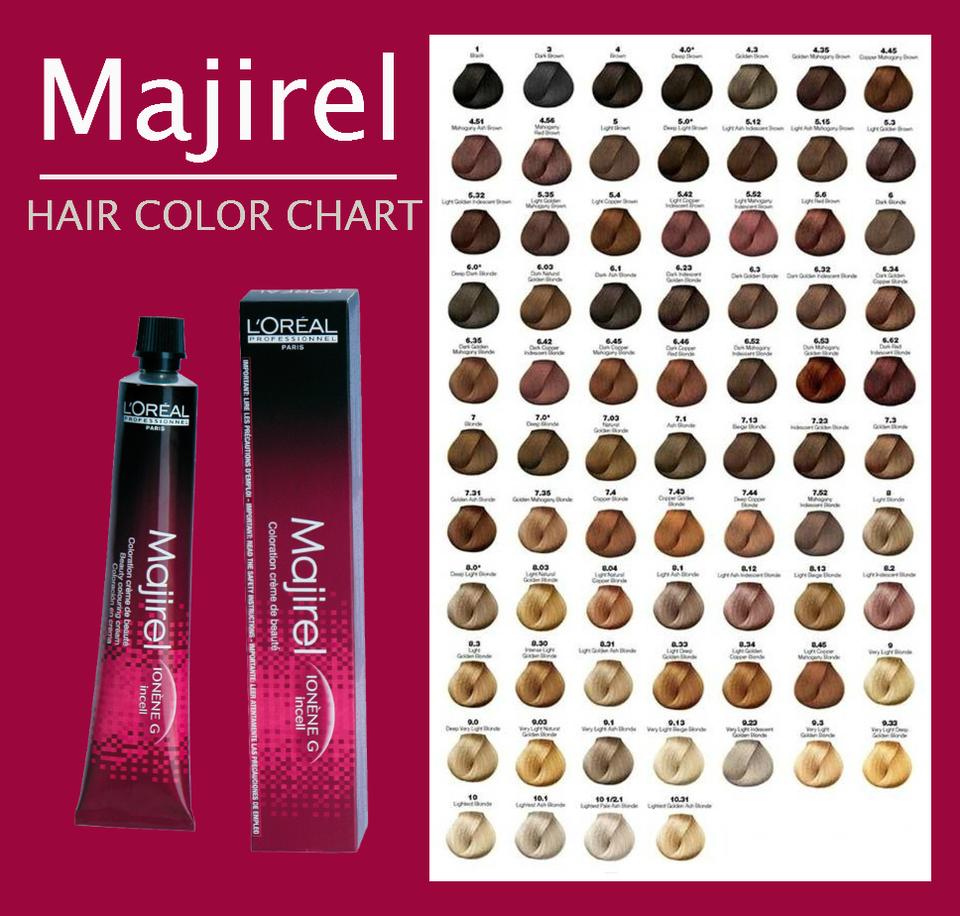 Tintura Loreal Professionnel Majirel 50g Oxidante 20