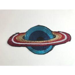 Aplique Fashion Saturno