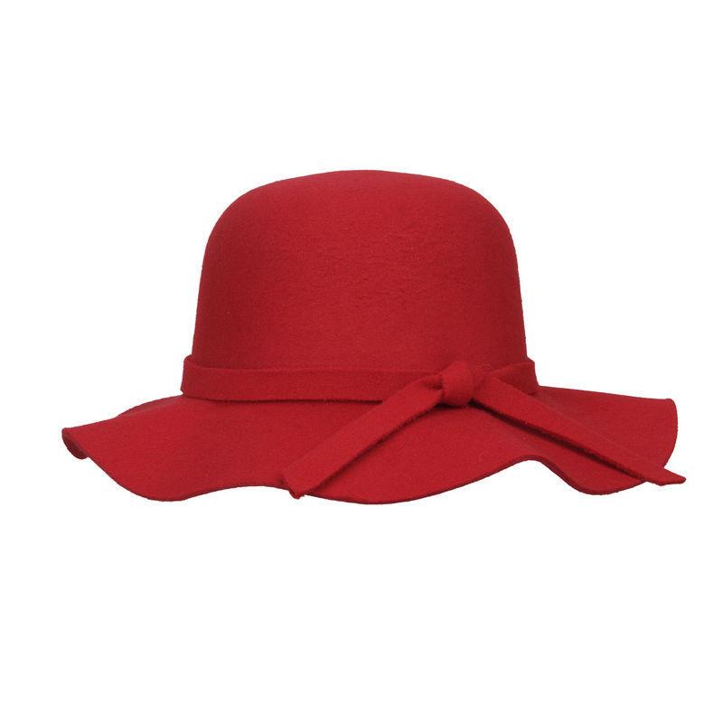 Chapéu Floppy Infantil Vermelho - Cappadocia Acessórios b112858643c
