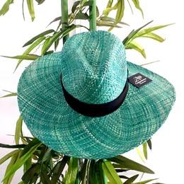 Chapéu Panamá Aba Grande Verde 64e5452dbfc