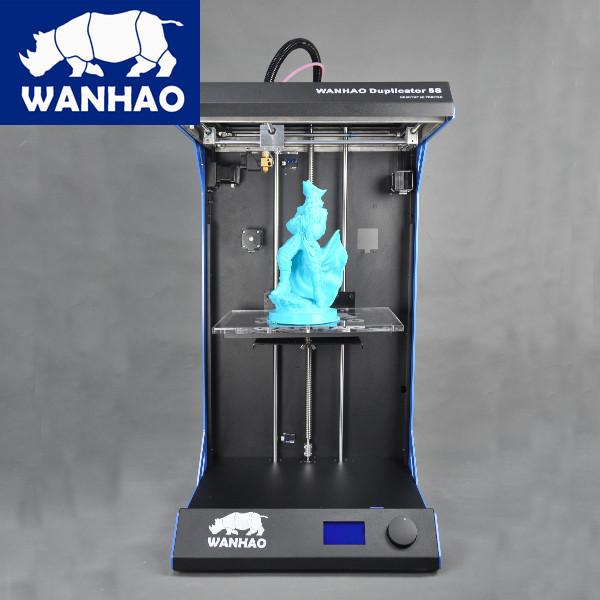 IMPRESSORA 3D  5S WANHAO - MAIOR DO MERCADO