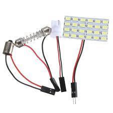 PLACA DOME 24 LED - 50 PCS