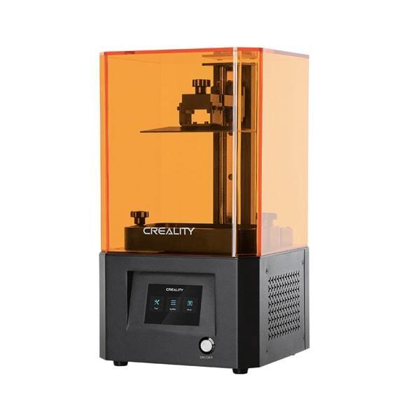 IMPRESSORA 3D CREALITY LD 002R - RESINA - ODONTOLOGIA E JOIAS + TREINAMENTO ON LINE