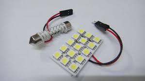 PLACA DOME 16 LED - 50 PCS