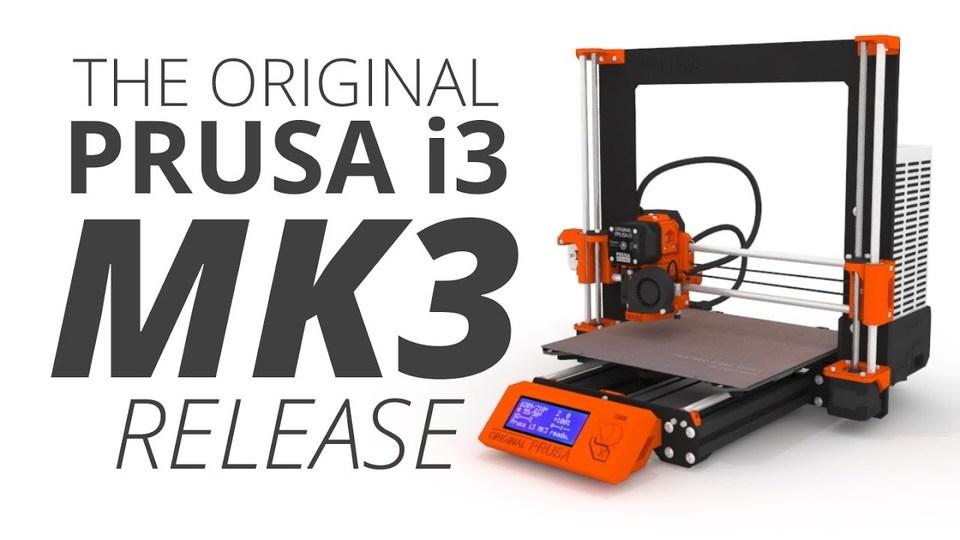 IMPRESSORA 3D PRUSA I3 MK3S ORIGINAL NF E GARANTIA