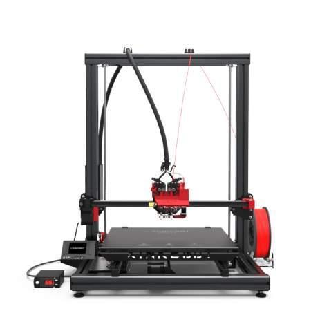 Impressora 3d Orca2+ - Grande Area De Impressão 40x40x45cm